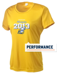 Houston Elementary School Chargers Women's Competitor Performance T-Shirt