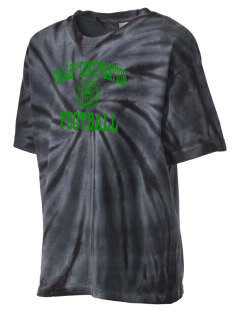 Valley Continuation High School Knights Kid's Tie-Dye T-Shirt