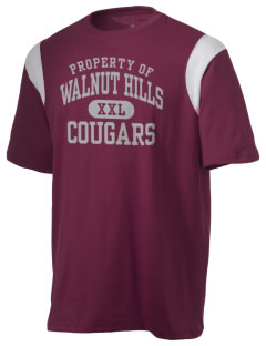 Walnut Hills Community Elementary School Cougars Holloway Men's Rush T-Shirt