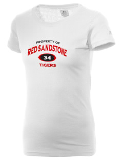 Red Sandstone Elementary School Tigers  Russell Women's Campus T-Shirt