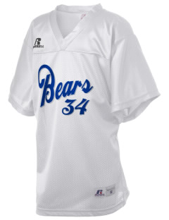 John J Jennings Elementary School Bears Russell Kid's Replica Football Jersey