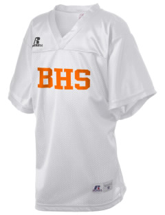 Bloomfield High School War Hawks Russell Kid's Replica Football Jersey