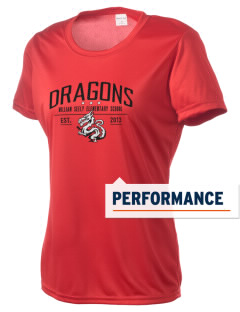 William Seely Elementary School Dragons Women's Competitor Performance T-Shirt
