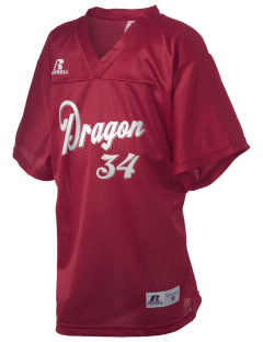 St. George's School Dragon Russell Kid's Replica Football Jersey