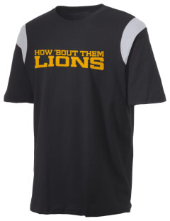 McCullough Elementary School Lions Holloway Men's Rush T-Shirt