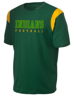 Indian River High School Indians Holloway Men's Rush T-Shirt