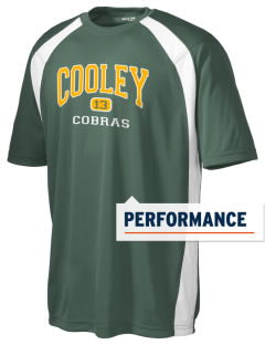 Cooley Middle School Cobras Men's Dry Zone Colorblock T-Shirt