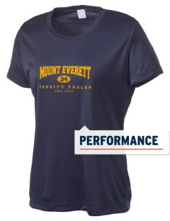 Mount Everett Regional High School Eagles Women's Competitor Performance T-Shirt