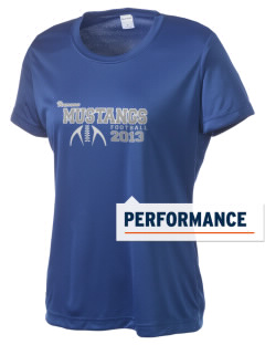 Ramona Elementary School Mustangs Women's Competitor Performance T-Shirt