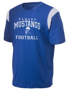 Ramona Elementary School Mustangs Holloway Men's Rush T-Shirt