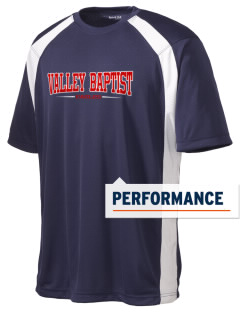 Valley Baptist Academy Eagles Men's Dry Zone Colorblock T-Shirt