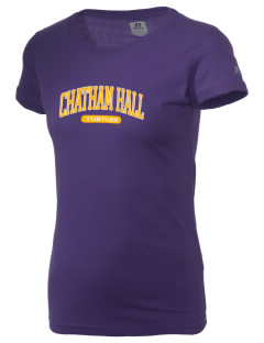 Chatham Hall Turtles  Russell Women's Campus T-Shirt