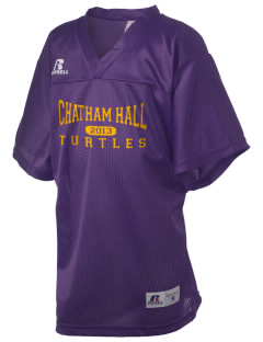 Chatham Hall Turtles Russell Kid's Replica Football Jersey