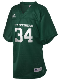 Lutheran High School Panthers Russell Kid's Replica Football Jersey