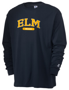 Elm Elementary School Bears  Russell Men's Long Sleeve T-Shirt