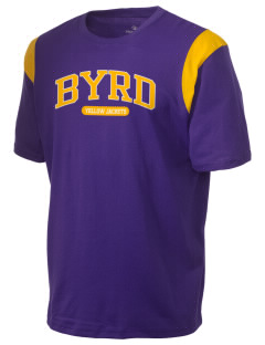 Byrd High School Yellow Jackets Holloway Men's Rush T-Shirt