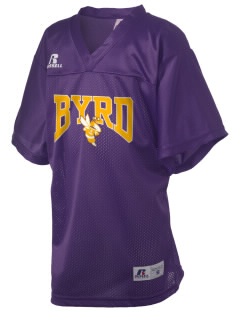 Byrd High School Yellow Jackets Russell Kid's Replica Football Jersey