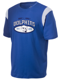 Robert L. Horbelt Dolphins Holloway Men's Rush T-Shirt