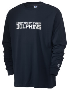 Robert L. Horbelt Dolphins  Russell Men's Long Sleeve T-Shirt