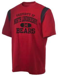 North Londonderry Elementary School Bears Holloway Men's Rush T-Shirt