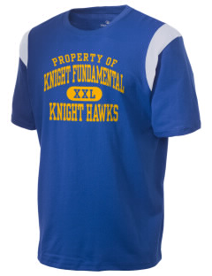 Knight Fundamental Academy Knight Hawks Holloway Men's Rush T-Shirt