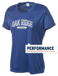 Oak Ridge none Women's Competitor Performance T-Shirt