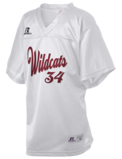 Washington Elementary School Wildcats Russell Kid's Replica Football Jersey