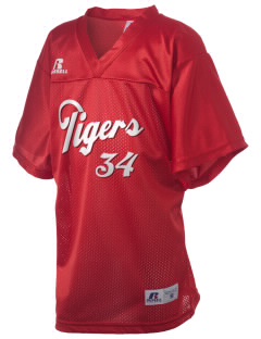 Hamilton Primary School Tigers Russell Kid's Replica Football Jersey