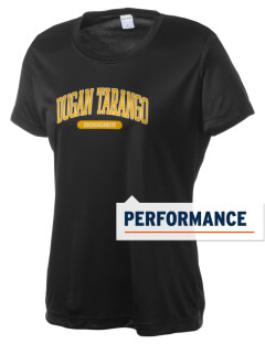 Dugan Tarango Middle School Doggies Women's Competitor Performance T-Shirt