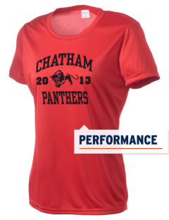 Chatham High School Panthers Women's Competitor Performance T-Shirt