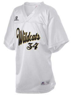 Cuba Middle School Wildcats Russell Kid's Replica Football Jersey