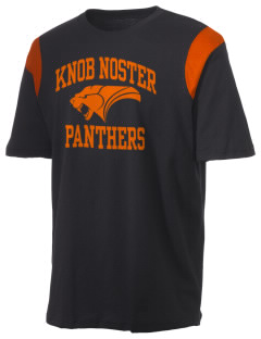 Knob Noster High School Panthers Holloway Men's Rush T-Shirt