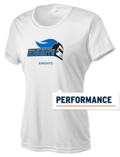 Mount Saint Mary College Knights Women's Competitor Performance T-Shirt