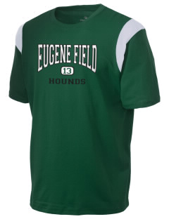 Eugene Field Elementary School Hounds Holloway Men's Rush T-Shirt