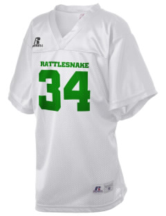 Rattlesnake Middle School Rattlesnakes Russell Kid's Replica Football Jersey