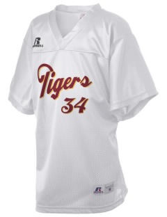 R E Tobler Elementary School Tigers Russell Kid's Replica Football Jersey
