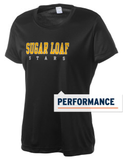 Sugar Loaf Elementary School Stars Women's Competitor Performance T-Shirt