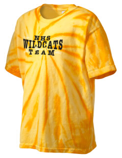 Northview High School Wildcats Kid's Tie-Dye T-Shirt