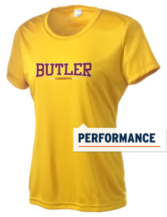 Butler Public School Cowboys Women's Competitor Performance T-Shirt