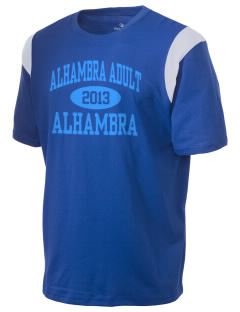 Alhambra Adult School Alhambra Holloway Men's Rush T-Shirt
