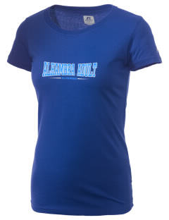 Alhambra Adult School Alhambra  Russell Women's Campus T-Shirt