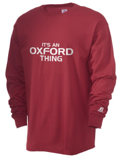 Oxford Academy Patriots  Russell Men's Long Sleeve T-Shirt