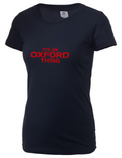 Oxford Academy Patriots  Russell Women's Campus T-Shirt