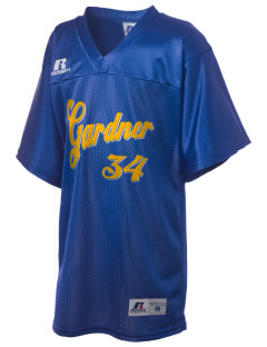 The Master's Christian Academy Gardner Russell Kid's Replica Football Jersey