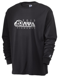 Lambda Psi Delta  Russell Men's Long Sleeve T-Shirt
