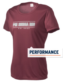Phi Sigma Rho Women's Competitor Performance T-Shirt