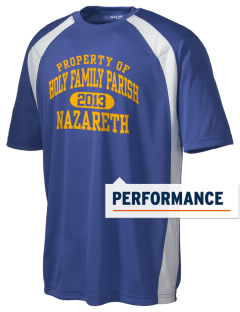 Holy Family Parish Nazareth Men's Dry Zone Colorblock T-Shirt