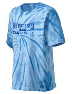Holy Trinity Parish Zanesville Kid's Tie-Dye T-Shirt