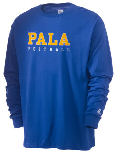 Mission San Antonio de Pala Pala  Russell Men's Long Sleeve T-Shirt