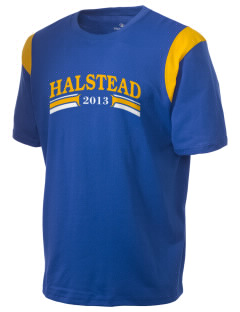 Sacred Heart of Jesus Parish Halstead Holloway Men's Rush T-Shirt